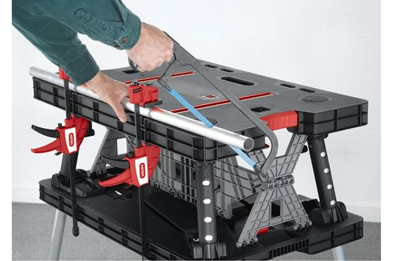 Keter Folding Compact Workbench Work table
