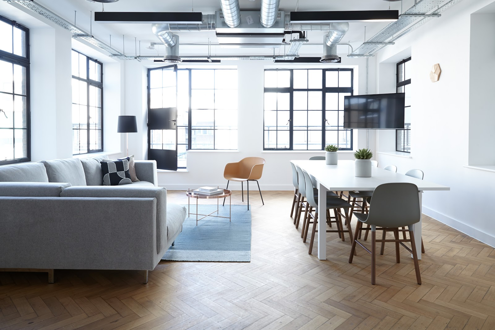 7 Flooring Ideas You Can Do For Your Home Office