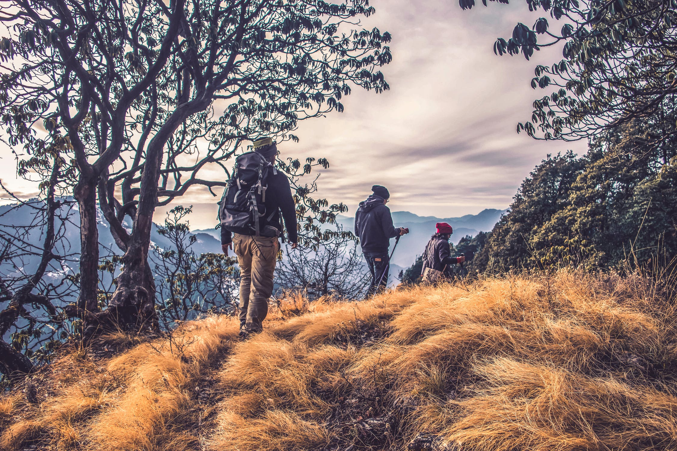 How to backpack for your first camping trip?